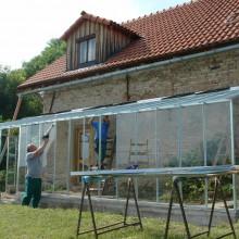 Das Glashaus und die Sense 9