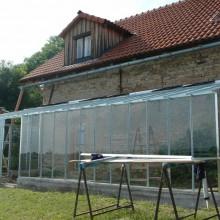 Das Glashaus und die Sense 10