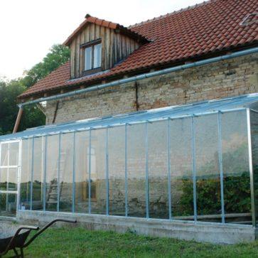 Das Glashaus und die Sense