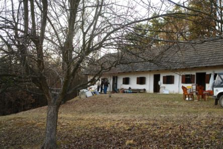 Foto von unserem neuen Haus im Burgenland