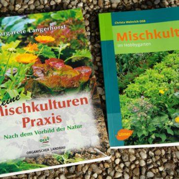 Mischkultur im Selbstversorgungs-Garten