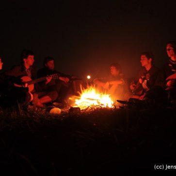 Idee für ein Sommer-Camp 2012