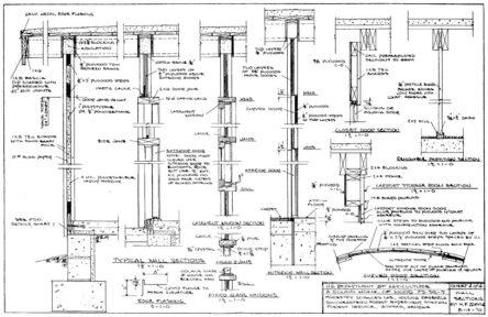 Kostenlose Baupläne für landwirtschaftliche Gebäude 1