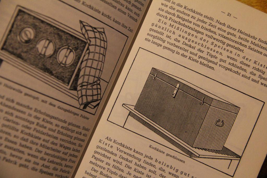 Wissensfundus aus alten Büchern
