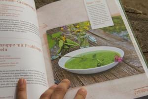 Blick ins Buch Vegan Regional Saisonal