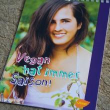 """Foto von Saisonkalender zu """"Vegan, regional, saisonal"""""""