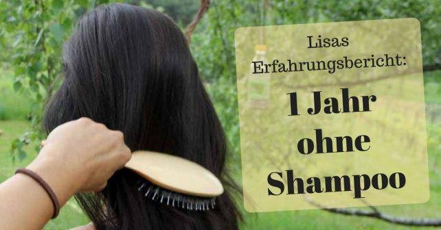 Vorschaubild zum Artikel 1 Jahr ohne Shampoo