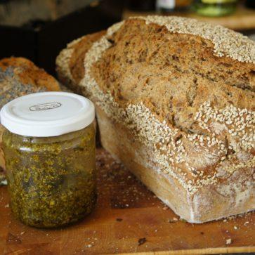Unser täglich Brot kann Fluchtgründe verhindern!