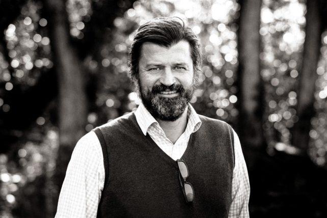 Portrait von Martin Rohla, seines Zeichens Jeganer