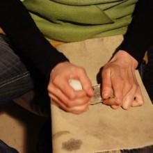 Steinwerkzeug selber machen