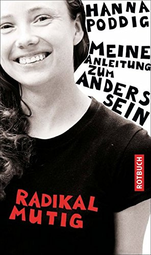 Hanna Poddig Buchcover Radikal Mutig