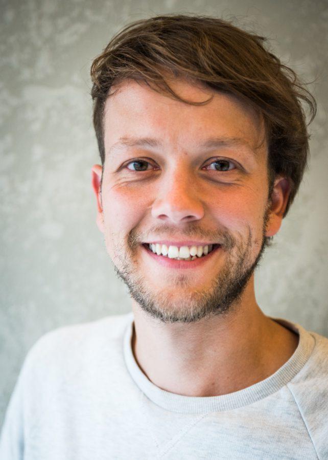 Portrait-Foto von Michael Bohmeyer, Initiator der Initiative Mein bedingungsloses Grundeinkommen