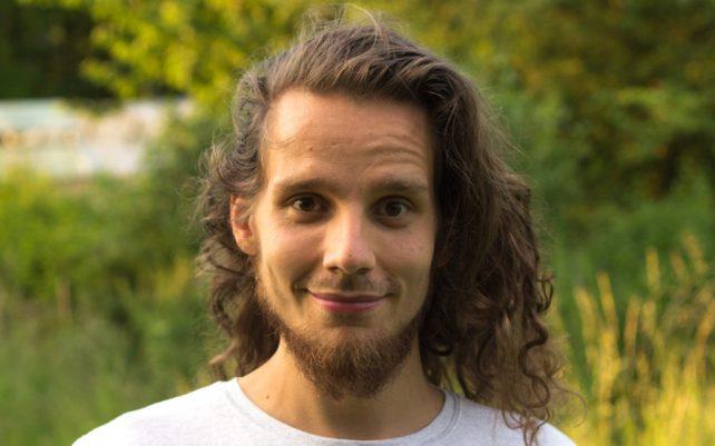 Portrait von UTOPIKON-Initiator Tobi Rosswog