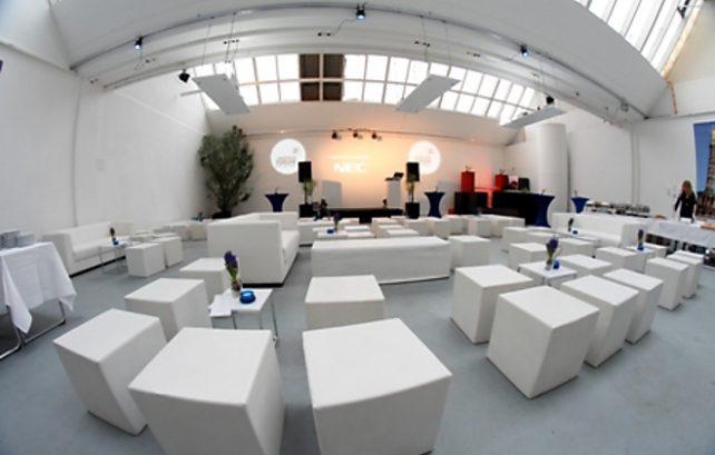 Foto des Konferenzraumes der Forum Factory
