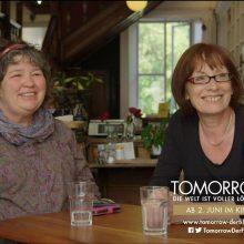 Szene aus dem Film Tomorrow: Mitglieder einer Wandel-Initiative