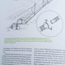 Bewässerung - Foto aus dem Buch Bio-Gemüse erfolgreich direktvermarkten von Jean-Martin Fortier