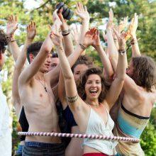 Spaß und Feiern am Partycipation