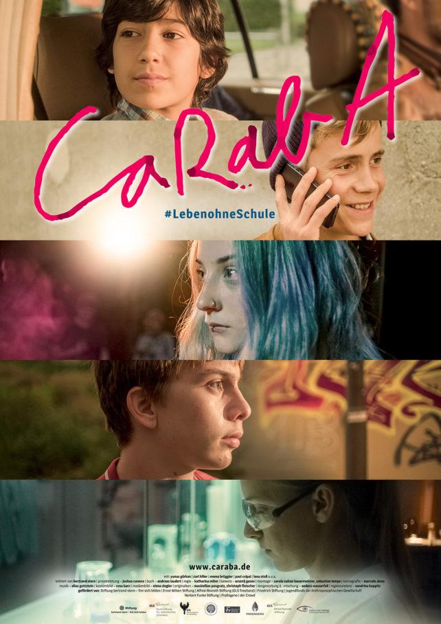 Plakat des Freilerner Films CaRabA