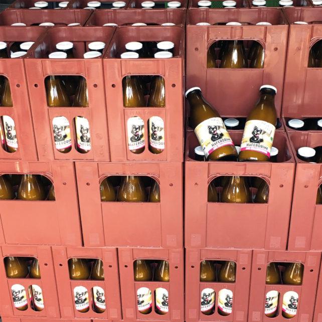 Genossenschaftliche, verpackungsfreie Bio-Hafermilch & mehr 3