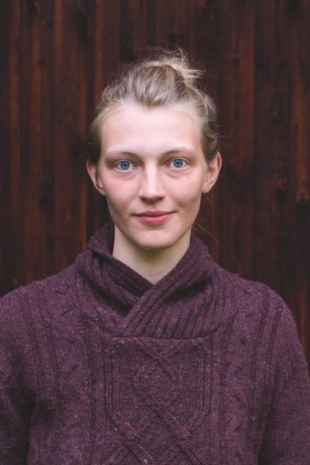 Portrait von Luisa Kleine aus der Fuchsmühle